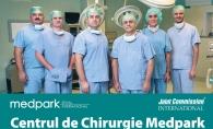Centrul de Chirurgie Medpark - esti pe maini bune!
