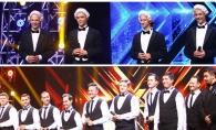 Trupele Bravissimo si Brain Band au facut din nou show la X Factor Romania! Moldovenii au trecut in etapa urmatoare - VIDEO
