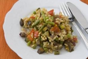 Paella pentru vegetarieni
