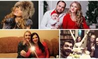Revelionul in Moldova! Vezi cum au sarbatorit vedetele de la noi - FOTO
