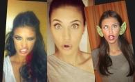 Antonia, pe urmele Conchitei Wurst? Poza  care  i-a uimit pe fanii artistei - FOTO