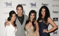Scandal urias in clanul Kardashian! Fratele Rob, dat afara din casa dupa ce s-a cuplat cu cea mai mare rivala a surorilor