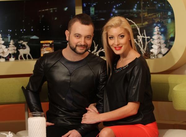 Sunt sot si sotie, si participa impreuna la Eurovision. Asculta piesa Rodicai si a lui Ivan Aculov, pentru concursul national - VIDEO
