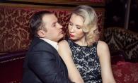 Valerian Minzat isi adora sotia! Uite cum a surprins-o si ce i-a daruit avocatul de Sfantul Valentin - FOTO