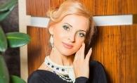 Irina Bivol, cu un decolteu ametitor! Vezi ce rochie sexy a imbracat interpreta - FOTO