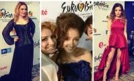 Iata castigatorii celei de-a doua semifinale a concursului national Eurovision. Cine sunt cei care au trecut in finala - FOTO