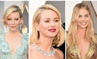 Cele mai frumoase machiaje de la gala premiilor Oscar