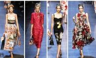 Dolce & Gabbana - colectie plina de culoare si fantezie pentru 2016