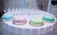 Dulciuri decorate in nuantele celor patru anotimpuri! Surpriza petrecerii 4 ani perfecte.md, pregatita de patiseria TORTIK