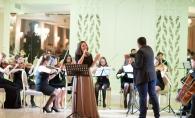 Un recital muzical spectaculos! Vezi cat de frumos a evoluat Elena Javelea, alaturi de Chisinau Youth Orchestra, la petrecerea aniversara perfecte.md - VIDEO