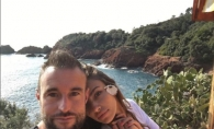 Sunt indragostiti lulea! Madalina Ghenea si Philipp Plein si-au facut tatuaje identice pe inelar - FOTO