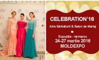 Wedding Show Room Doua Inimi participa la expozitia CELEBRATION 2016, arta sarbatorii & salonului de mariaj, la MOLDEXPO