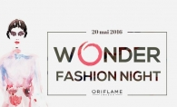Wonder Fashion Night by Oriflame - creat pentru adevarate fashioniste