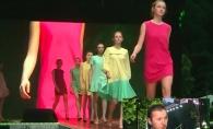 Oriflame a organizat un super eveniment in acest weekend. Mai multi designeri autohtoni si-au prezentat colectiile in aer liber, la