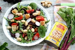Salata proaspata cu fasole