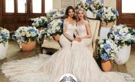 Cele mai noi modele de rochii de mireasa, semnate de designeri italieni, le gasesti la salonul de mariaj Vogue. Dantela rafinata, broderii si cristale Swarovski sunt doar cateva din propunerile cu care vine acesta - VIDEO