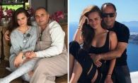 Tatal Xeniei Deli este cu 10 ani mai tanar decat sotul ei! Cei doi s-au fotografiat impreuna, iata cum arata - FOTO