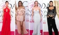 CFDA FASHION AWARDS 2016: Ce rochii au purtat vedetele momentului la unul din cele mai cool evenimente de moda