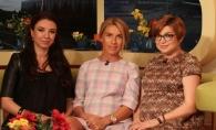 Oxana Iutes, Olga Tapordei si Rodica Nicov iti propun tinute perfecte, pentru gravide. Vezi aparitia simpatica a celor 3 prietene, la O Seara Perfecta - VIDEO