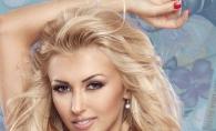 Andreea Balan, cu burtica la vedere! Vezi cum s-a filmat de ziua ei - VIDEO