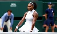 Serena Williams, in costum de baie. Cum s-a filmat sportiva pentru a le inchide gura criticilor sai - FOTO