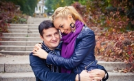 Marcel si Cornelia Stefanet, intr-o poza emotionanta de familie. Vezi cat de mare a crescut fiica celor doi interpreti - FOTO