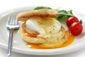 Oua Benedict - un mic dejun cu clasa