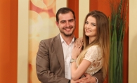 La a 2 intalnire i-a zis ca ea va fi sotia sa. Vezi povestea de dragoste dintre Natalia Morari si Radu Leonti - VIDEO