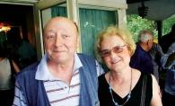 Marin Moraru a fost casatorit timp de 52 de ani cu marea iubire a vietii lui, Lucia. Cand s-au casatorit, ea era la liceu - FOTO