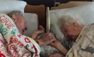 Povestea asta iti va atinge sufletul! Dupa 77 de ani de casnicie, doi parteneri au murit tinandu-se de mana - FOTO