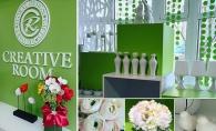 Aprecieri inalte pentru arta florala semnata de Creative Room