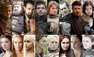 Nu ai fi crezut ca aratau asa. Imagini inedite cu actorii din Game of Thrones cu multi ani inainte de filmari - GALERIE FOTO