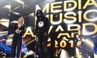Carla's Dreams a luat tocmai 7 premii la Gala Media Music Awards. Baietii au fost lideri la categoria Cel mai votat artist, dar si la Best Group - VIDEO