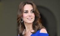 Kate Middleton intr-o tinuta deosebita de cele cu care ne-a obisnuit. Vezi cat e de sexy - FOTO
