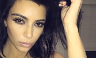 Selfie provocator marca Kim Kardashian! Vedeta nu mai are limite - FOTO