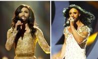 Un cantaret moldovean s-a transformat in Conchita Wurst! Uite cat de bine a interpretat piesa