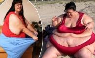 A vrut sa fie cea mai grasa din lume. Acum slabeste incontinuu datorita unei