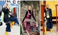OLDCOM - vedeta unui Fashion Story la Kiev cu faimoasa Daria Colomiet