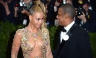 Beyonce si sotul, asa cum nu i-ai mai vazut! Jay-Z este extrem de amuzant cu peruca - FOTO