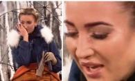 Olga Buzova a izbucnit in lacrimi! De cand a divortat, vedeta e mai sensibila ca oricand - FOTO