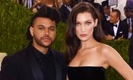 Bella Hadid, ultra sexy dupa despartirea de iubitul sau, The Weeknd. Rochia ei nu lasa loc imaginatiei - FOTO