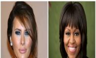 Melania Trump versus Michelle Obama. Cine are stofa pentru Prima Doamna?