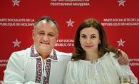 Galina Dodon, prima doamna a Moldovei: lucreaza la un ziar rus si este mama a trei baieti - FOTO