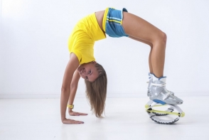 Kangoo jumps: avantaje si dezavantaje. Ce trebuie sa stii!
