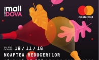 Noaptea Reducerilor la Shopping MallDova scade preturile si umple portofelele!