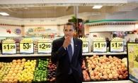 Imagini de colectie cu Obama. Vezi cele mai haioase poze cu cel mai carismatic presedinte american - GALERIE FOTO