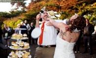 Amanta mirelui a aparut in rochie de mireasa la nunta acestuia. Toti au ramas socati de ceea ce a urmat - FOTO