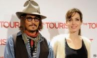Angelina Jolie, relatie secreta cu Johnny Depp? Iata cu cine este cuplat Brad Pitt - FOTO