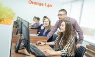 Orange Digital Lab la Colegiul Politehnic din Balti