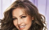 Thalia, regina telenovele mexicane, sexy la 45 de ani. Cum arata rochia care aminteste de primele roluri ale actritei - FOTO